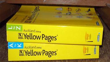 ที่มาของสมุดหน้าเหลือง yellow page มีความสำคัญอย่างไร